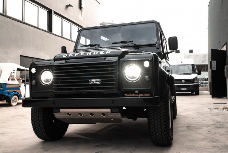 2008 Land Rover Defender 90 2.4 TD4 5