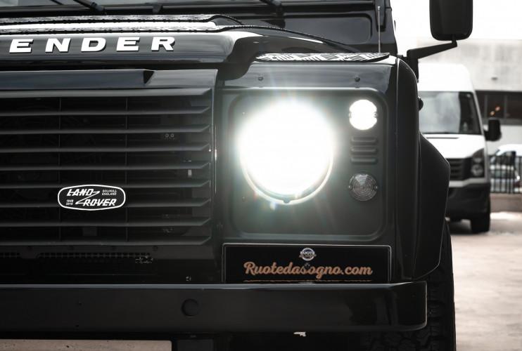 2008 Land Rover Defender 90 2.4 TD4 13