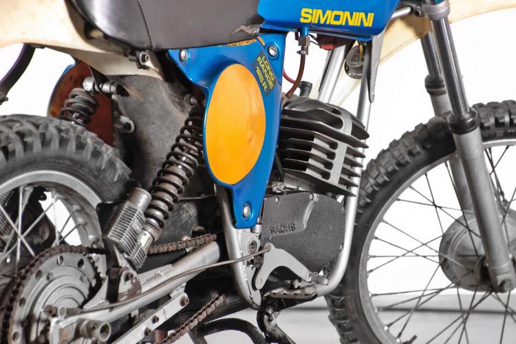 1976 Simonini Moto R7 125 10