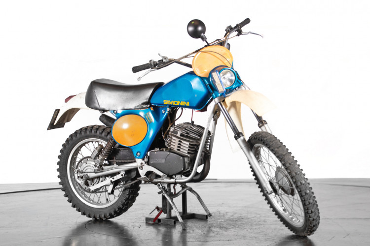 1976 Simonini Moto R7 125 3