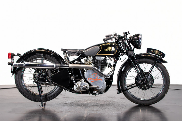 1939 Sunbeam B24S 4