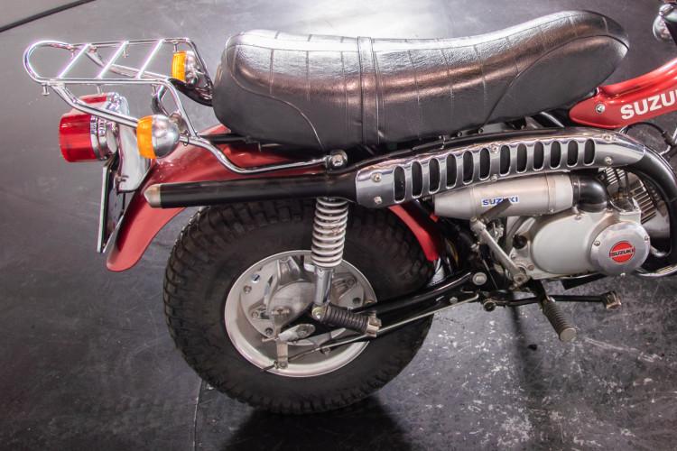 1979 Suzuki RV 90 10