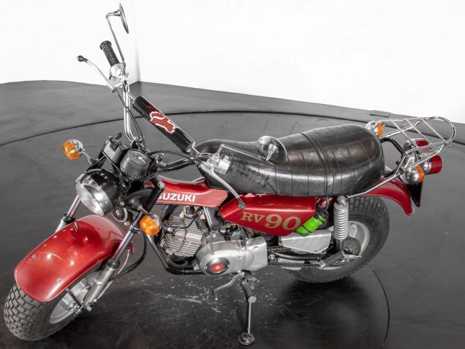 1979 Suzuki RV 90 11
