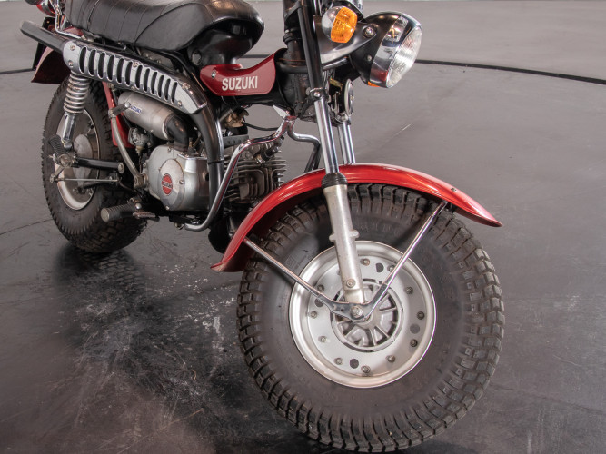 1979 Suzuki RV 90 12
