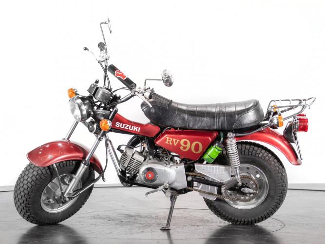 1979 Suzuki RV 90 0