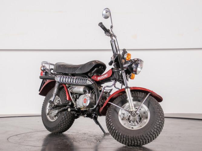 1979 Suzuki RV 90 6