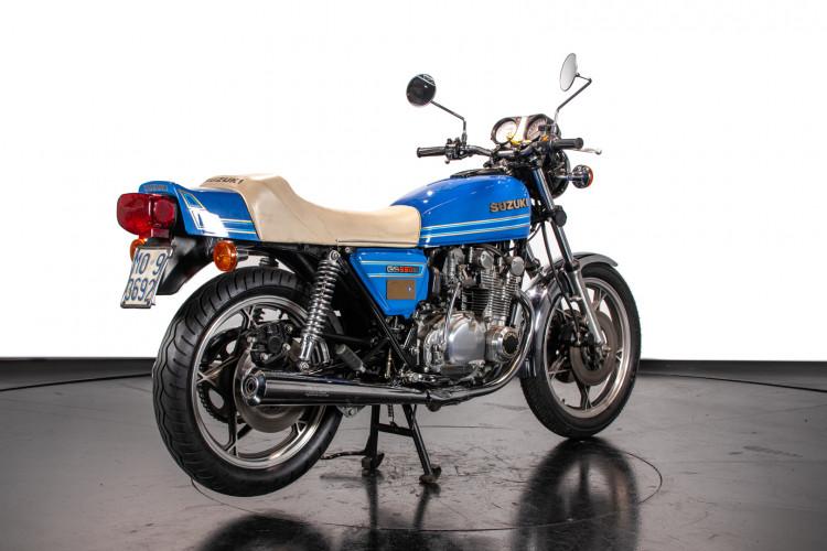 1979 Suzuki GS 550 E 5