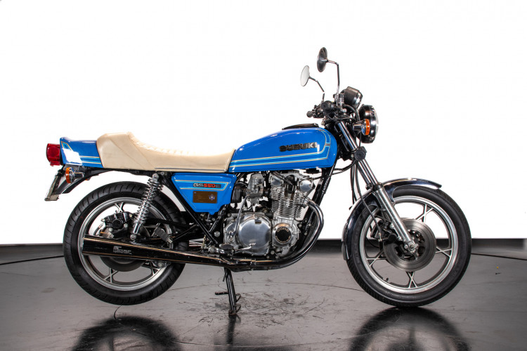 1979 Suzuki GS 550 E 1