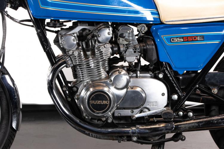 1979 Suzuki GS 550 E 9