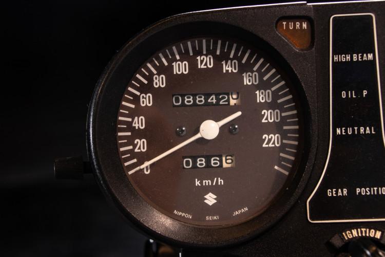 1979 Suzuki GS 550 E 21