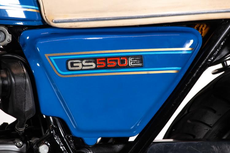 1979 Suzuki GS 550 E 12