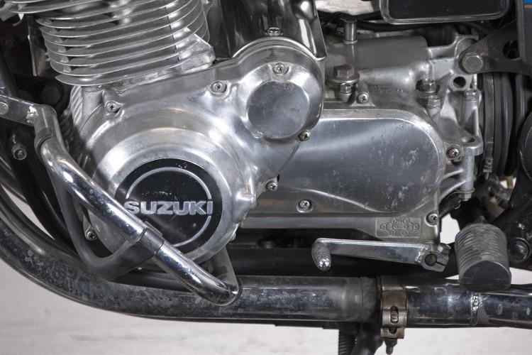 1980 Suzuki GS 1000 10
