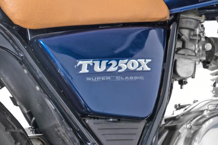 2002 Suzuki TU 250 X - 4t 14