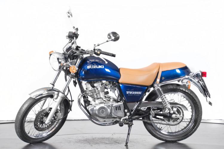 2002 Suzuki TU 250 X - 4t 0