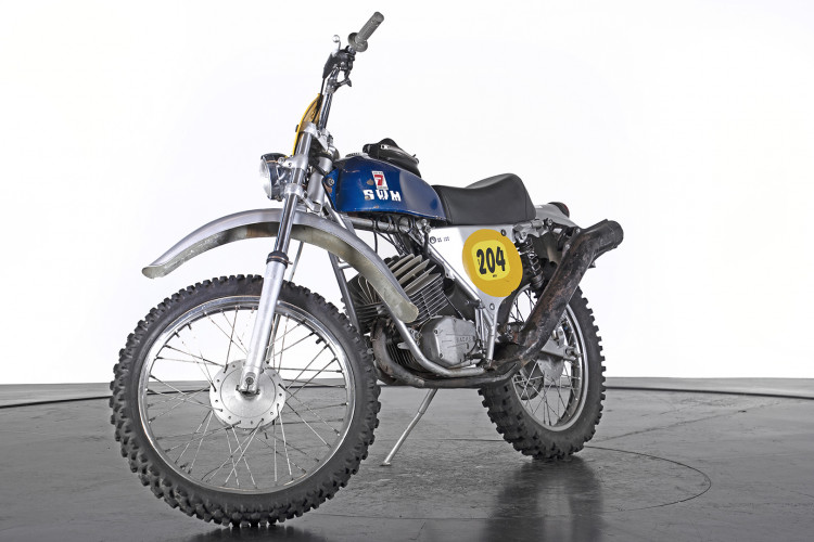 1984 SWM 125 6