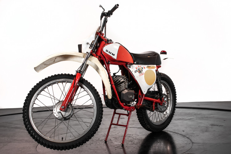 1978 SWM Regolarità Boy 50 5