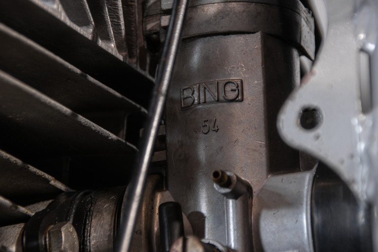 1975 SWM 125 6M 13