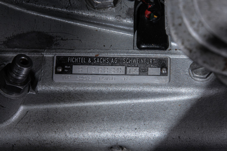 1975 SWM 125 6M 14