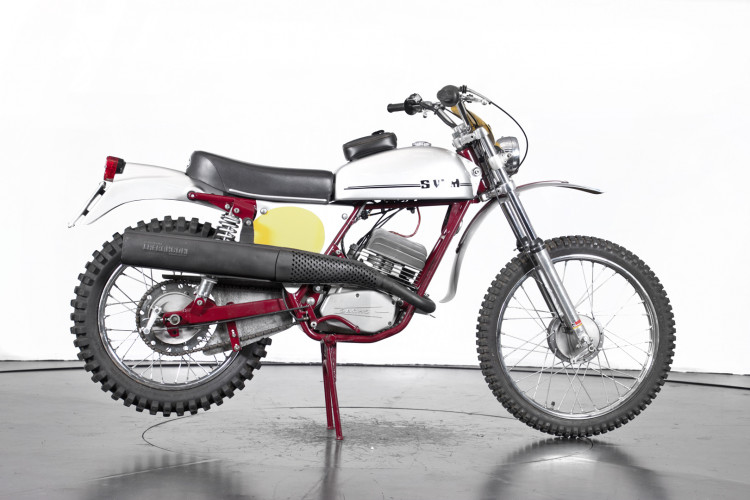 1972 SWM 100 Six Days 2