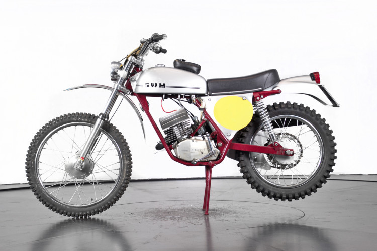 1972 SWM 100 Six Days 0