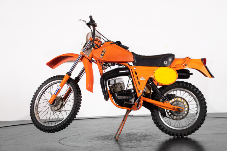 1978 SWM RS 125 12