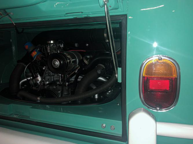 """1964 Volkswagen T1 """"21 Windows"""" 61"""