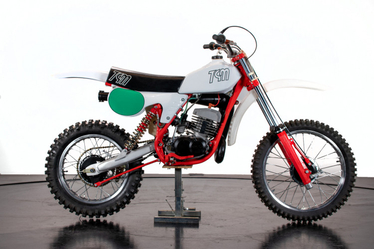 1979 TGM 250 Competizione 1