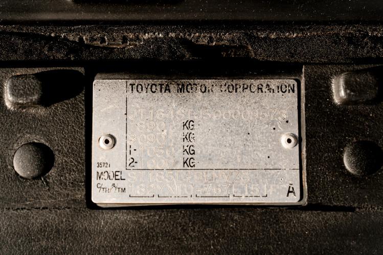 1990 Toyota Celica 2.0i 4WD 27