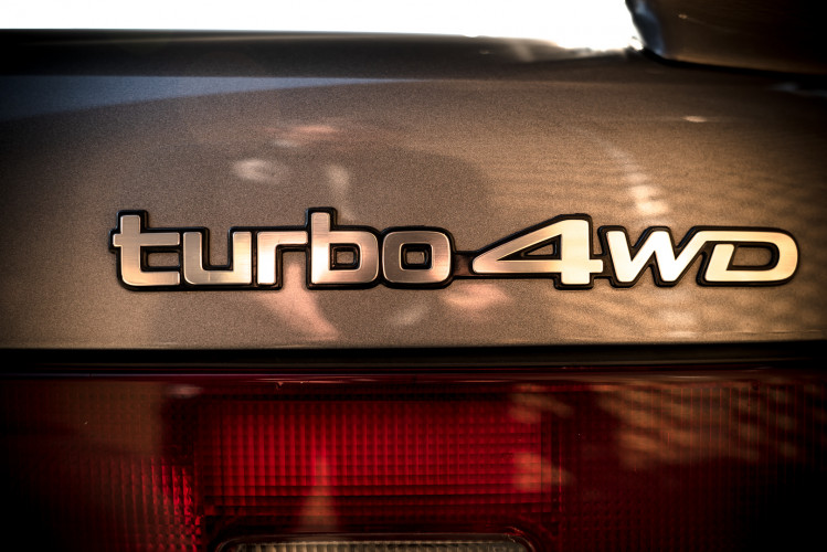 1990 Toyota Celica 2.0i 4WD 5
