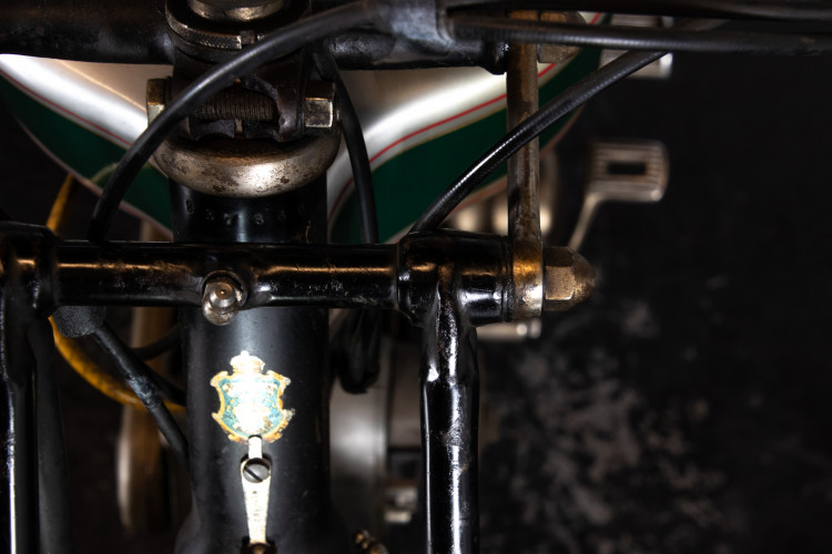 1939 Triumph Sport 8