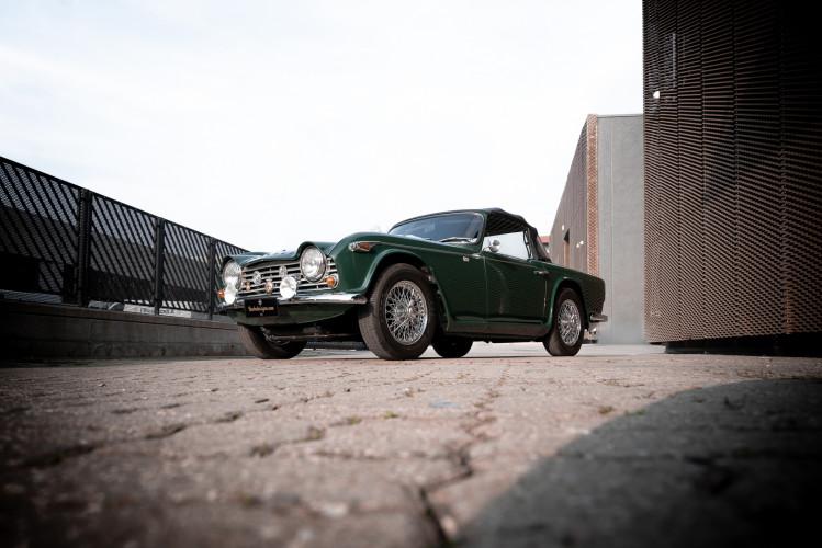 1965 Triumph TR4 A 55