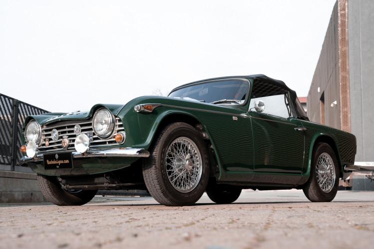 1965 Triumph TR4 A 0