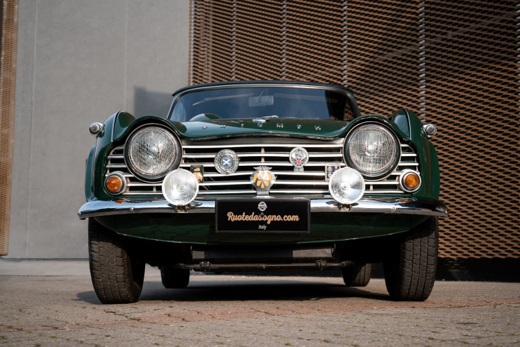 1965 Triumph TR4 A 1