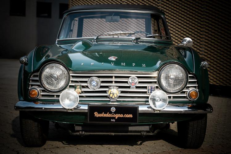 1965 Triumph TR4 A 23