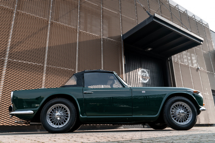 1965 Triumph TR4 A 36