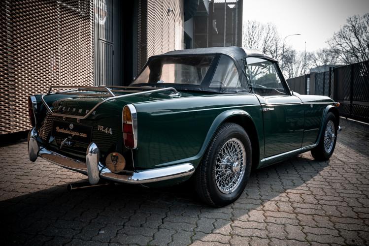 1965 Triumph TR4 A 7