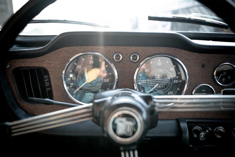 1965 Triumph TR4 A 37