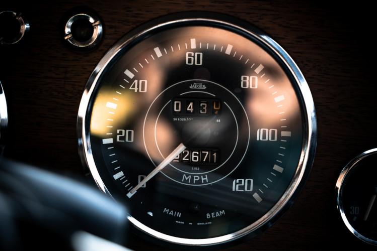 1965 Triumph TR4 A 38
