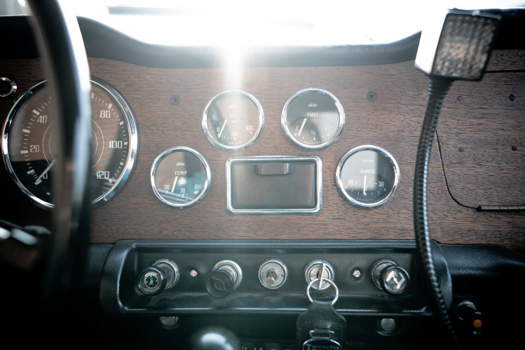 1965 Triumph TR4 A 39