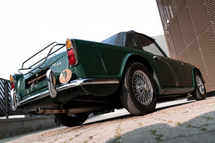 1965 Triumph TR4 A 10