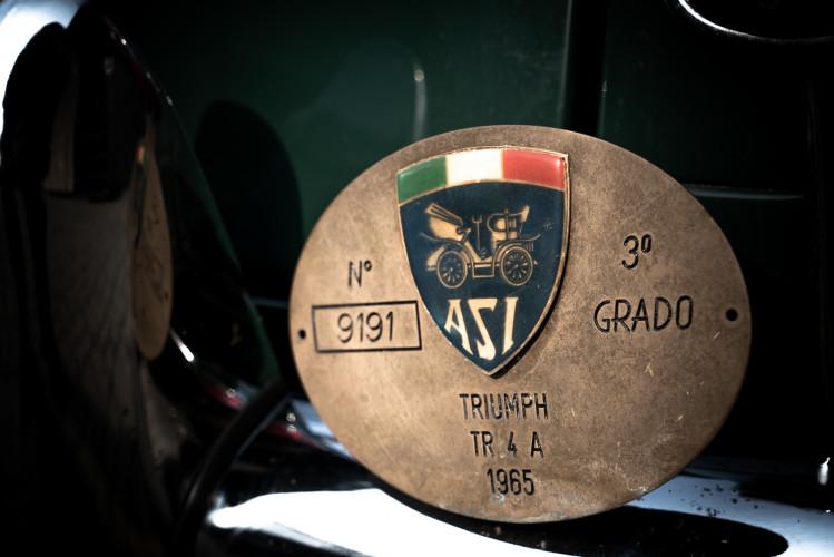 1965 Triumph TR4 A 49