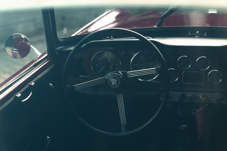 1963 Triumph TR4 Sport 13