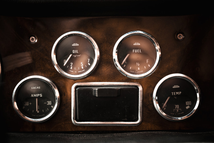 1963 Triumph TR4 Sport 21