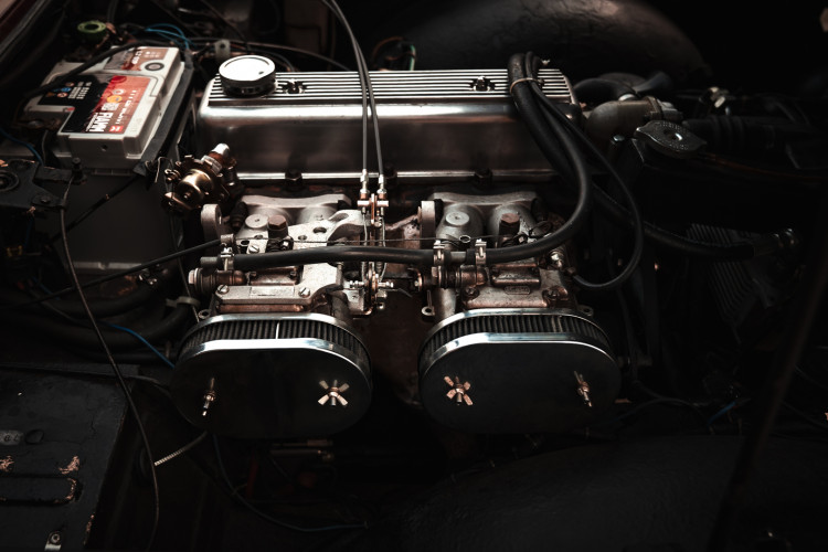 1963 Triumph TR4 Sport 38