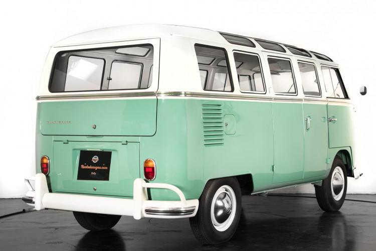 "1964 Volkswagen T1 ""21 vetri"" 5"