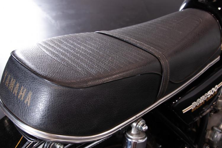 1976 Yamaha TX 500 14