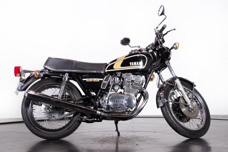 1976 Yamaha TX 500 4