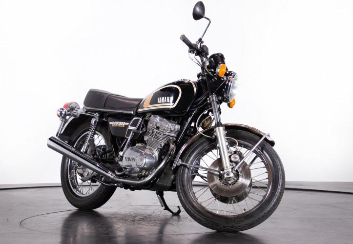 1976 Yamaha TX 500 3