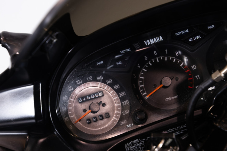 1986 Yamaha FJ 1200 8