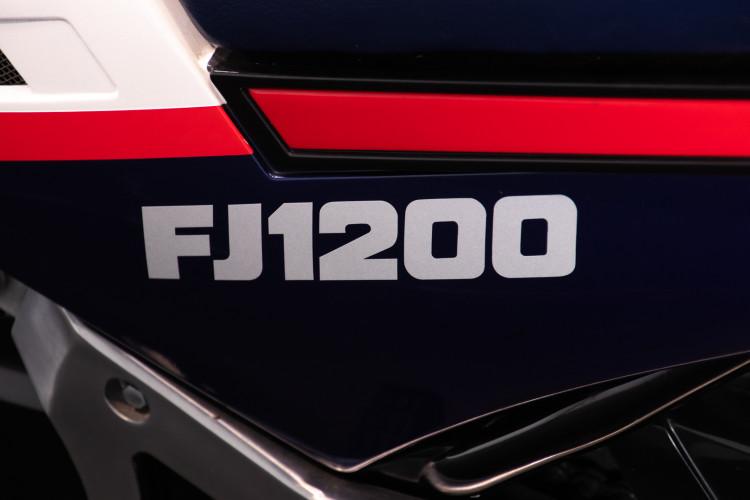 1986 Yamaha FJ 1200 16